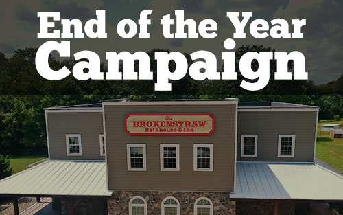 End of the Year Campaign