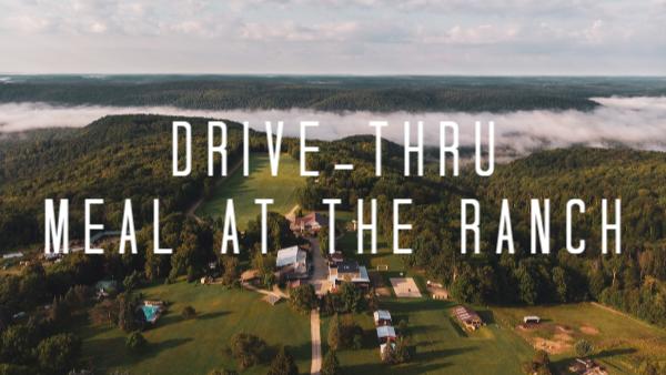 Drive-Thru Meal Fundraiser